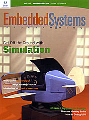 Embedded Systems Programming 04/2002 Issue