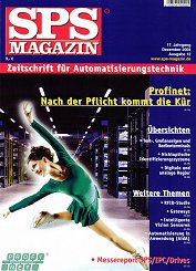 SPS Magazin, December 2004 Issue